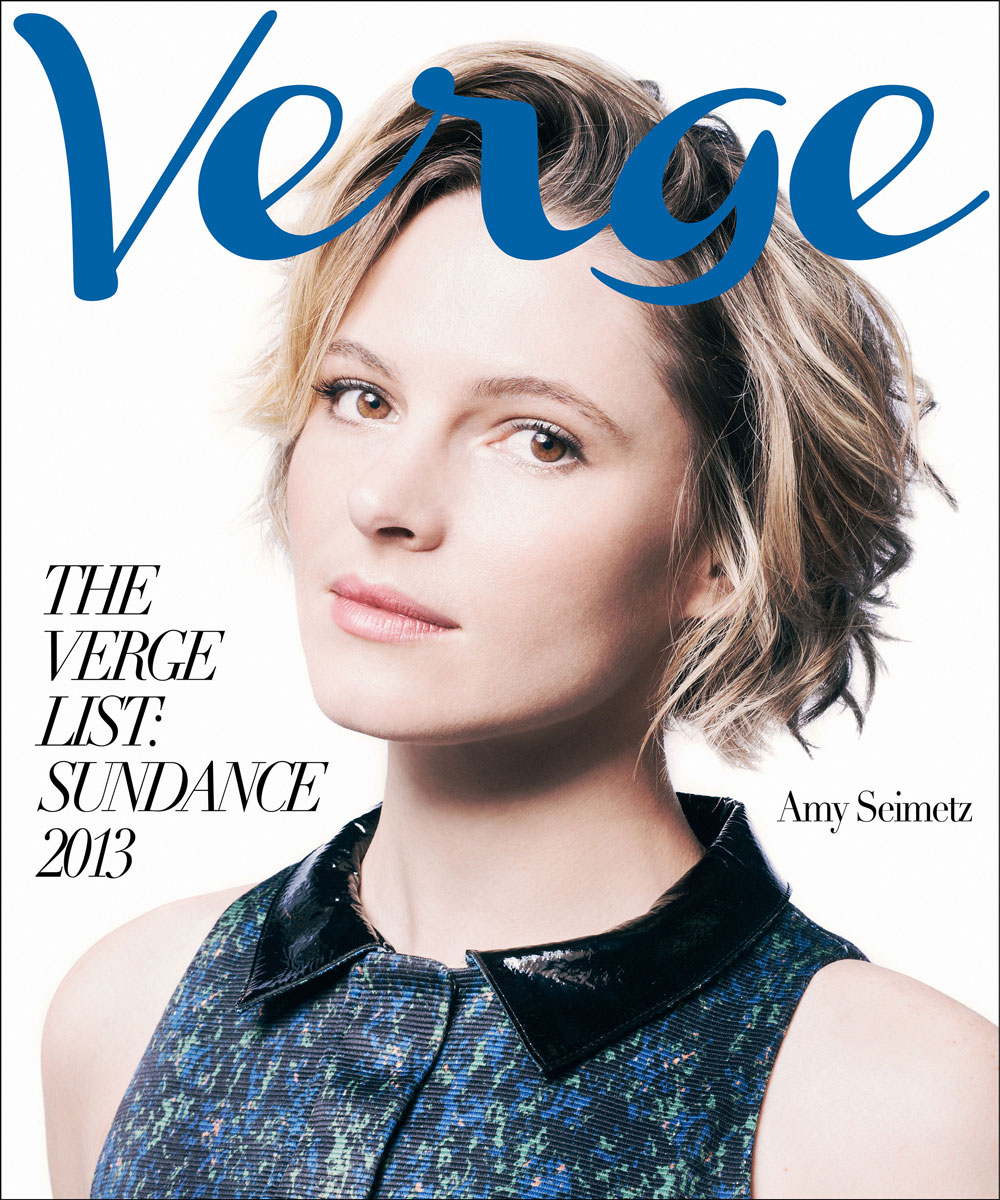 The Verge List: 2013 Sundance Cover Photo by Jeff Vespa
